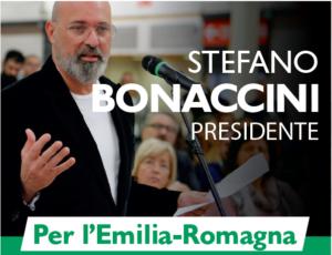 Stefano Bonaccini a Bologna: pullman da Forlì @ Piazza maggiore Bologna